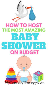 Baby Showers On A Budget 40 Cheap Baby Shower Ideas Tips On How To Host It On Budget