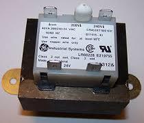 goodman transformer. 24 volt 208/230 foot mounted transformer.(amana, goodman, janitrol goodman transformer n