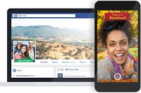 facebook continues to flesh out its in app features releasing a new tool that lets members of the public create and submit their own custom photo