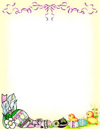 easter stationery easter stationery marcos y fondos decorativos pinterest easter