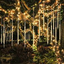 Set 8 thanh đèn LED sao băng 20 cm nhiều màu sắc - Đèn trang trí
