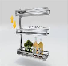 china fashion style countertop storage organizer adjule kitchen counter shelf rack supplier
