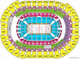 Verizon Center Caps Seating Chart 52 Genuine Washington Capitals Arena Map