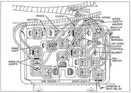 buick wiring diagram wiring diagrams online 1957 buick fuse block connector side