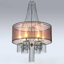 chandelier with shade candelabra chandelier with semi transpa shade chandeliers ceiling lights lighting mini chandelier shades
