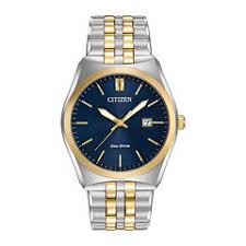 citizen men s watches for jewelry watches jcpenney citizen® eco drive® corso mens two tone stainless steel watch bm7334
