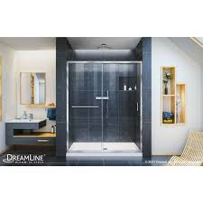 infinity z sliding shower door