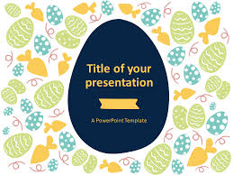 Easter Template Easter Powerpoint Template Style 1 Presentationgo Com