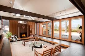 busch house living room modern living room