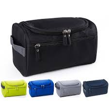 men business travel kit wash bag toiletry bag dopp kit for travel cing hiking
