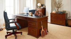 Brilliant Executive Computer Desk For Home Traditional Home Office