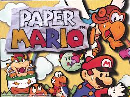 paper mario wallpapers 7fx4r5m 1024x768