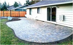 cost of concrete patio cost of concrete patio vs fresh patio cost for cost average cost cost of concrete patio