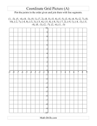 Plotting-coordinates-worksheets & Contents: Coordinate Geometry ...
