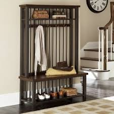 Shoe Rack With Bench And Coat Rack Hall Tree With Shoe Storage Bench Mudroom Cabinets Coat Rack 49