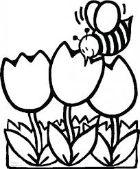 Small Picture Spring Flowers Coloring Pages Printable Archives New Flower