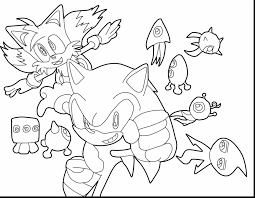 Small Picture Unbelievable sonic color coloring pages with sonic coloring page