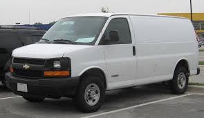 2000 Chevrolet Express Cargo Specs and Photos   StrongAuto