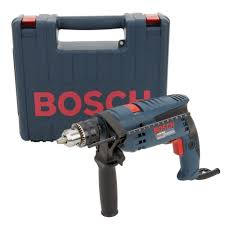 bosch drill set price. variable speed hammer drill kit with hard case bosch set price