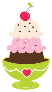 ice cream sundae with sprinkles clipart.  Sprinkles Ice Cream Sundae Clipart Inside With Sprinkles Pinterest