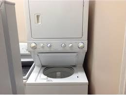 kenmore washer and dryer combo. used stackable kenmore washer/dryer combo..taxes in. washer and dryer combo