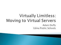 Adam Duffy Edina Public Schools Traditional Server