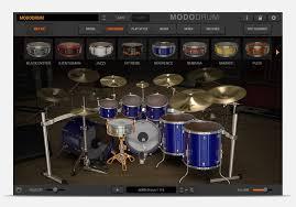 Drum Kit Designer Online Ik Multimedia Modo Drum