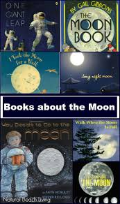 fiction and nonfiction children s books about the moon perfect for learning about astronomy a e unit study and learning about the moon phases