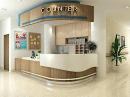 dental office front desk design. Counter Design Dental Office Reception Latest Front Desk