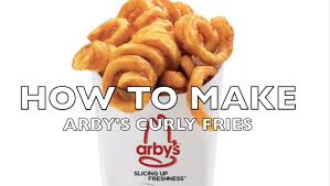 arbys curly fries. Fine Arbys HOW TO MAKE Arbyu0027s Curly Fries SHORT  HellthyJunkFood With Arbys