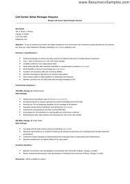 Call Center Manager Resume Kordurmoorddinerco Extraordinary Call Center Skills Resume