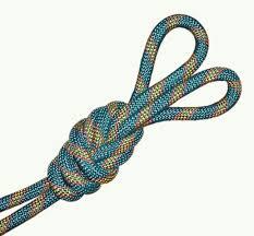 узлы в промышленном альпинизме Промальпцентр Двойной проводник восьмерка