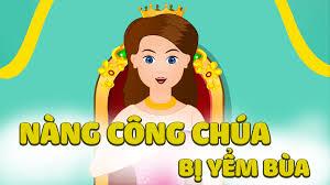 Công chúa bị yểm bùa | Chuyen Co Tich | Truyện Cổ Tích Thái Lan Hay 2020