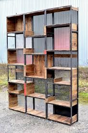 wood and iron furniture. industrial pallets and steel shelves 99 more wood iron furniture s
