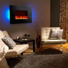 full image for wall mounted electric fireplace ideas contemporary fireplaces mount decorating