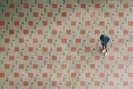 porcelain tiles are dry pressed which means they have a low water absorption rate and high mechanical resistance this material offers the most outstanding