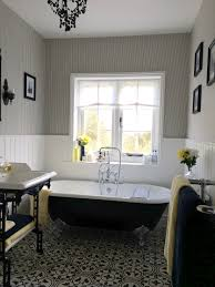 Bathroom Tile Displays Modern Meets Victorian Bathroom Wood Look Ceramic Floor Tiles