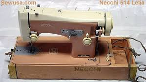 Necchi Sewing Machines For Sale