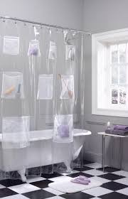 What to choose for your Bathroom? Classy Shower Curtains or Screen ...