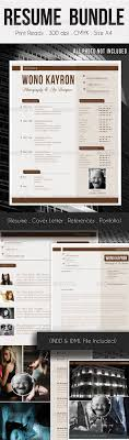 147 Best Resume Images On Pinterest Resume Ideas Resume Design