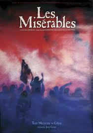 victor hugo les mis atilde copy rables art blart les misatildecopyrables poster 1989 2000