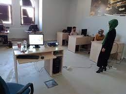 Ekinözü'nde Meslek Kursları   Kahramanmaraş Büyükşehir Belediyesi