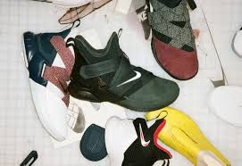 Jason Petrie Shoe Designer A Look At The Design Of The Nike Lebron Soldier 12 Sole