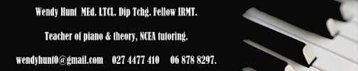 Contact Us - Hastings Piano Teacher