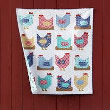 Sprocket Pillows Tutorial | Chicken quilt, Cluck cluck sew, Quilt ...