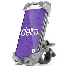 Delta Smart Cell Phone Bike Holder Caddy Mount Case for iPhone Android  Samsung HTC Waterproof - Walmart.com