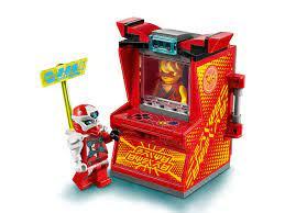 Kai Avatar - Arcade Pod #ad #Avatar, #Ad, #Kai, #Pod, #Arcade   Lego ninjago,  Ninjago kai, Lego ninjago party