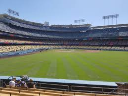 Dodger Stadium Section 306 Rateyourseats Com