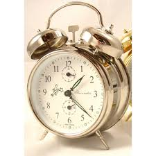 a blast from the past treat your home to a touch of nostalgia with mechanical wind up alarm clocks