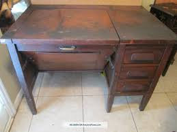 thumb through 2e609d antique wood office desk with 2168 reliable vintage wood desks on librosnet